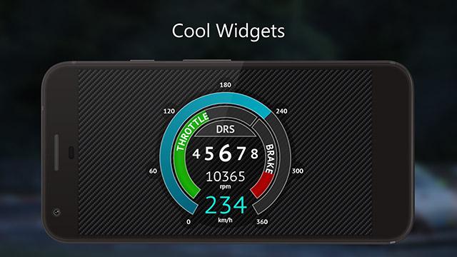 SIM Dashboard - Highly customizable Companion App for