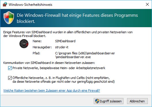 For PC Gamers: Installation of the pc application - SIM